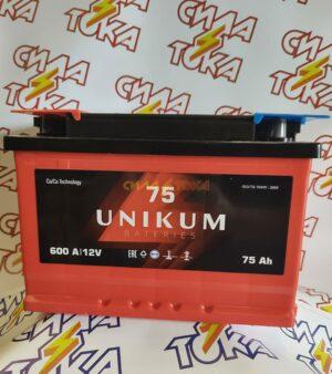 Аккумулятор Unikum